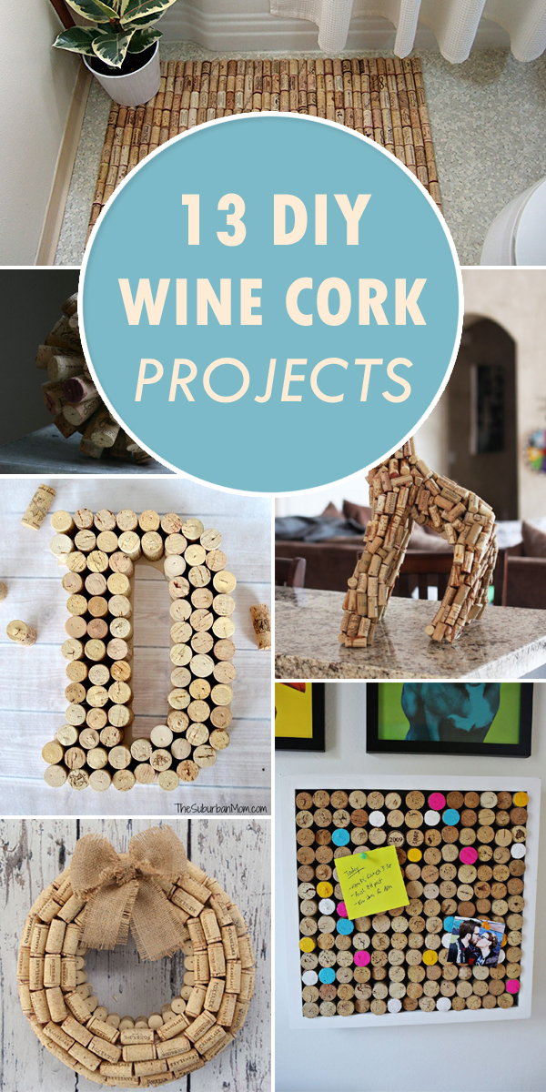 13 Amazing Wine Cork Projects You Will Love To Try