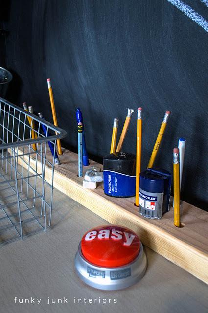 2x4 Pencil Holder