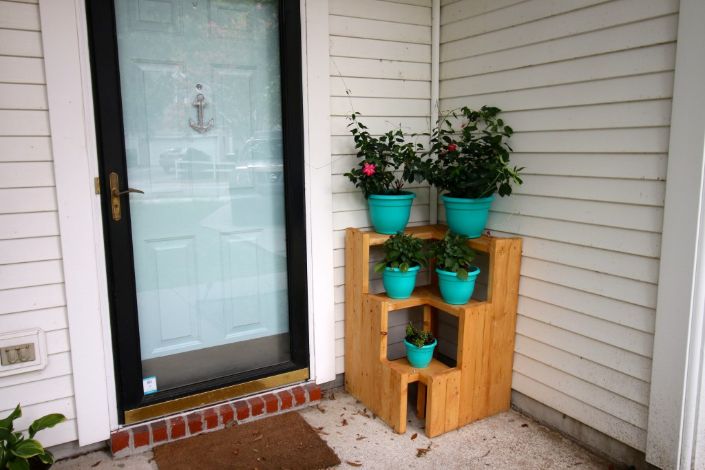 3 Tiered Plant Stand