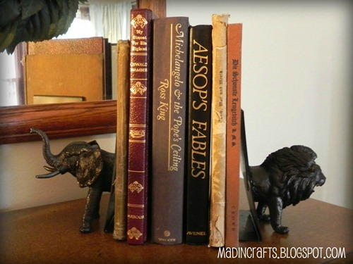 Adorable Animal Bookends