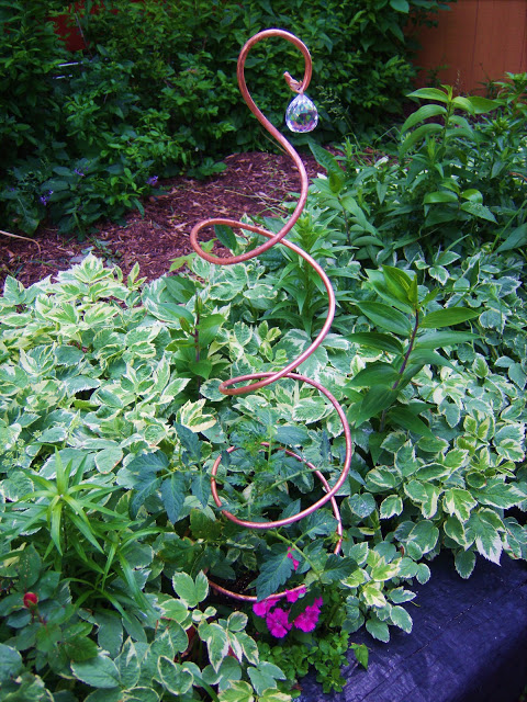 Copper Tomato Spirals