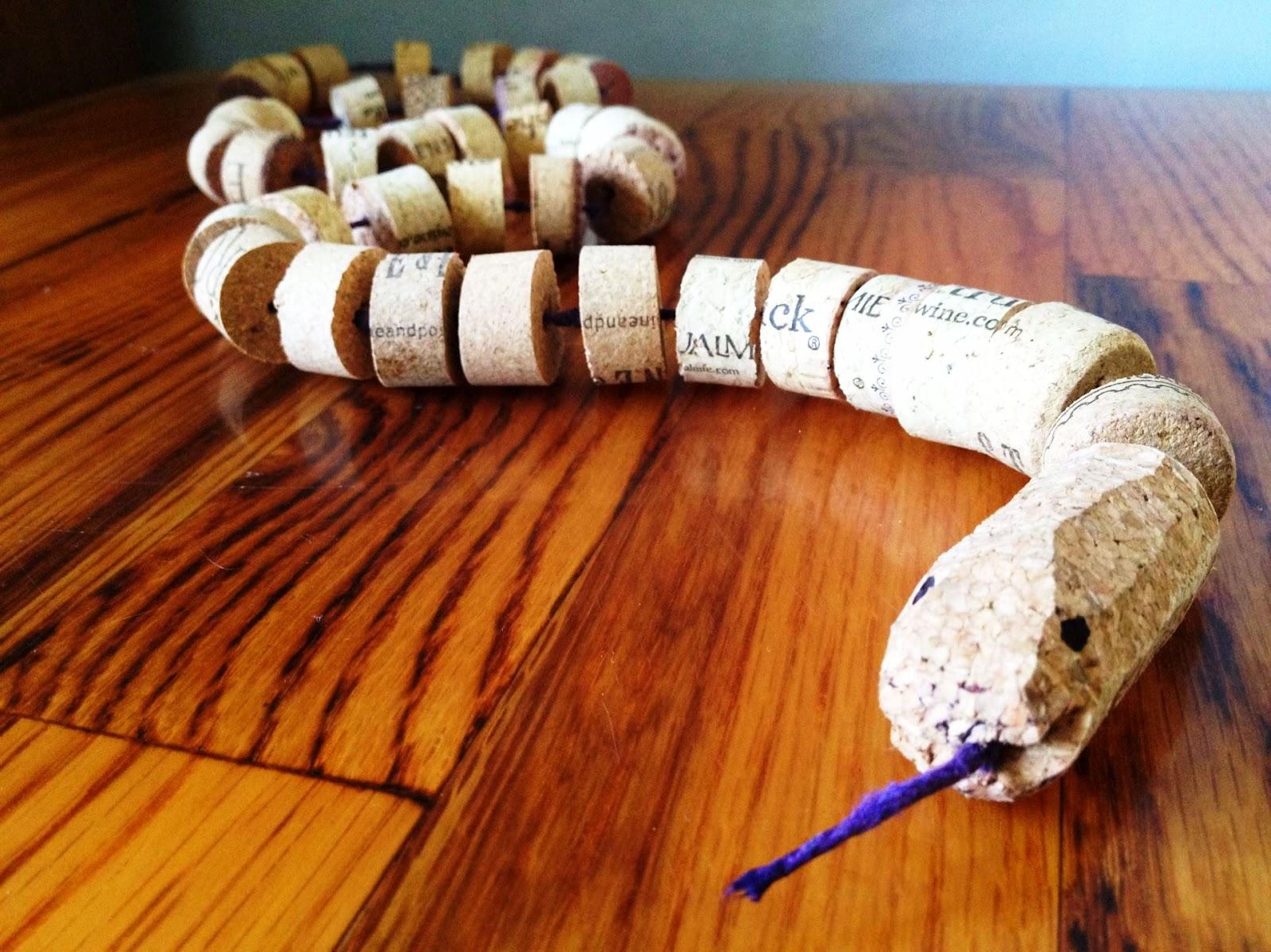 Cork Snake