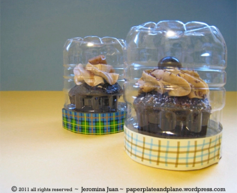Cupcake Gift Cases