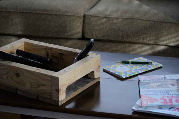 Easy Pallet Wood Tray