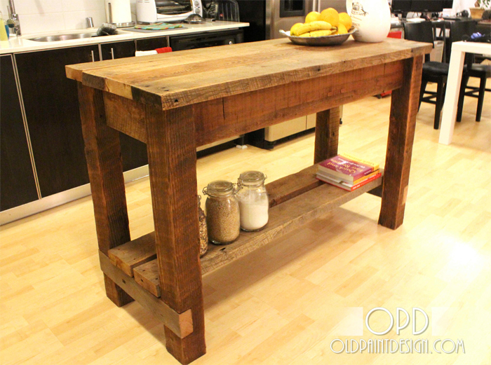 Gaby Kitchen Island