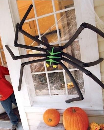 Huge Halloween Spider