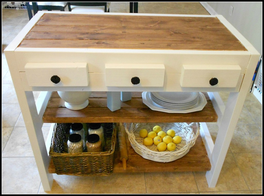 15 Awesome Diy Kitchen Island Ideas