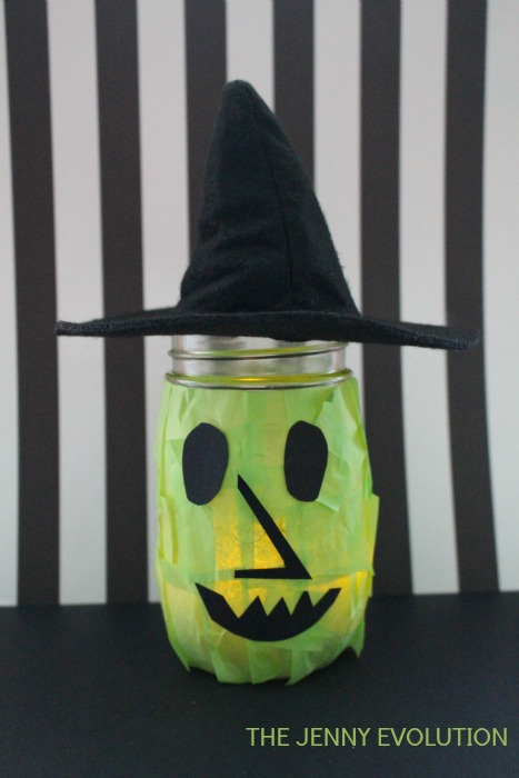Mason Jar Witch