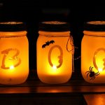 Mason Jars Luminarias