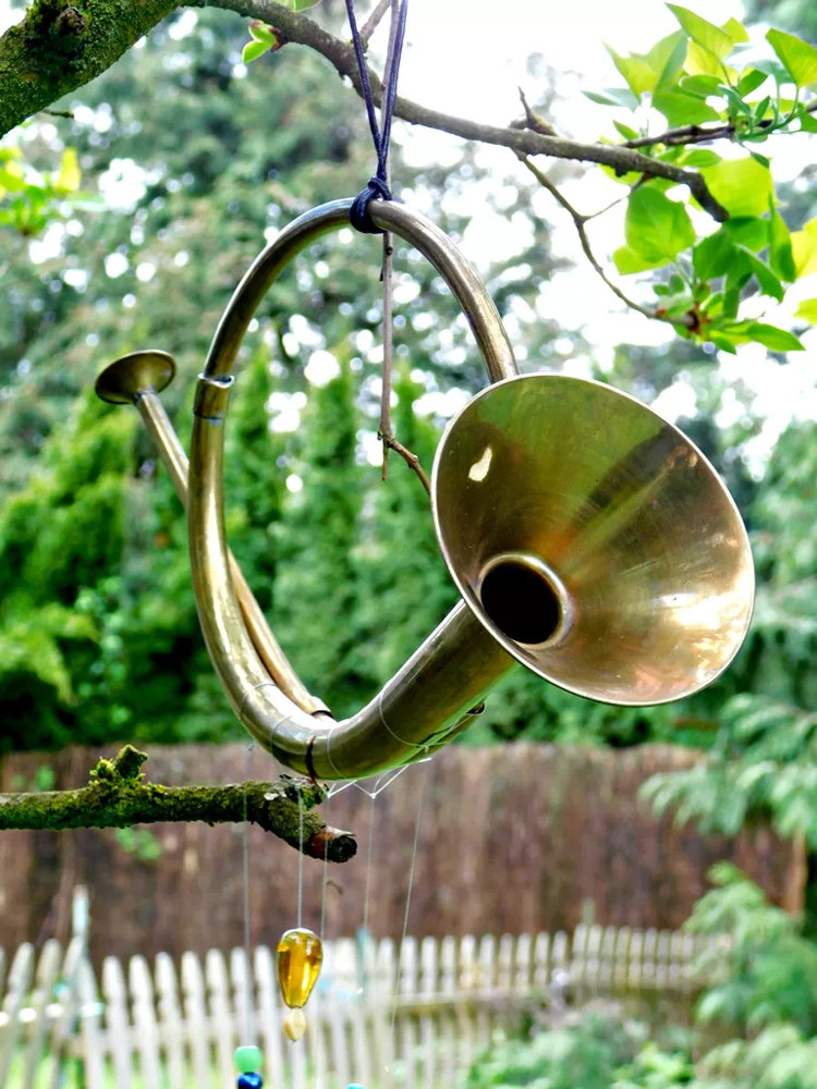 Musical Horn Wind Chime