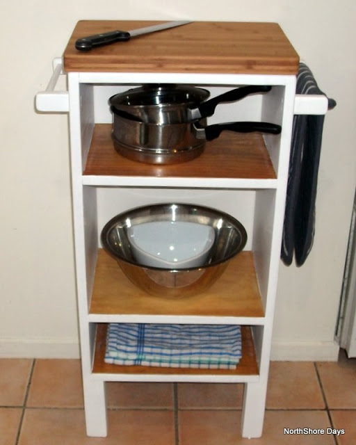 Sweet Little Kitchen Island