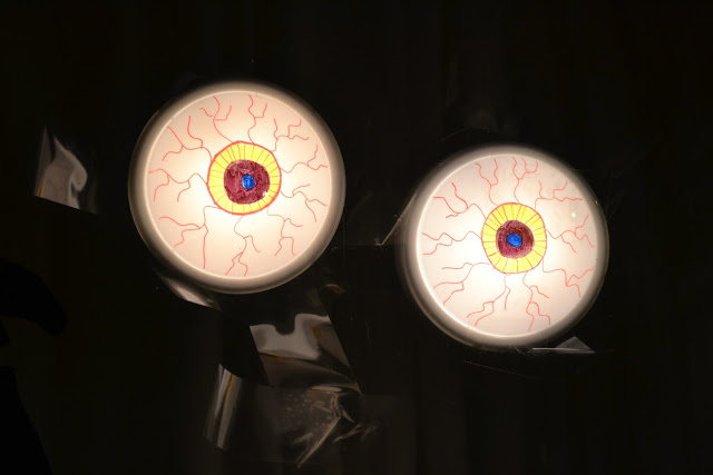 Creepy Eye Lights