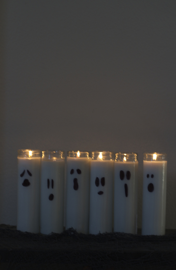 Ghost Candles