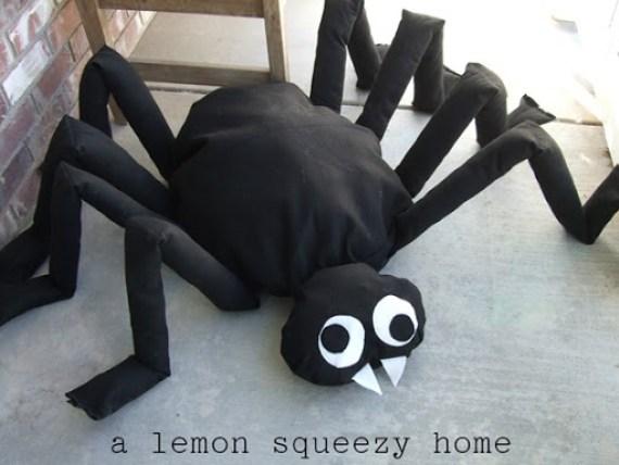 Giant Felt Spider