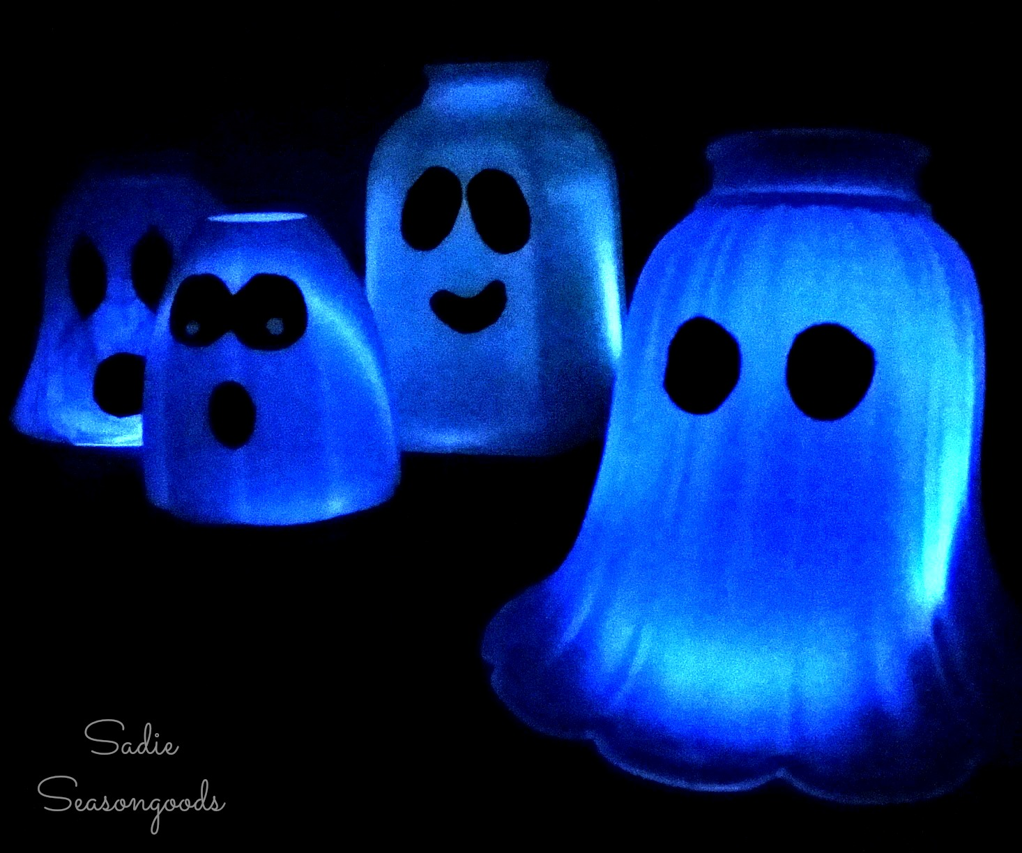 Light Cover Ghosts