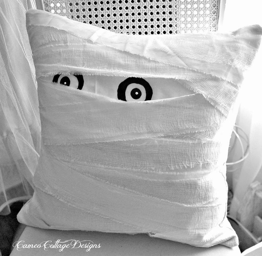 Mummy Decorative Pillow