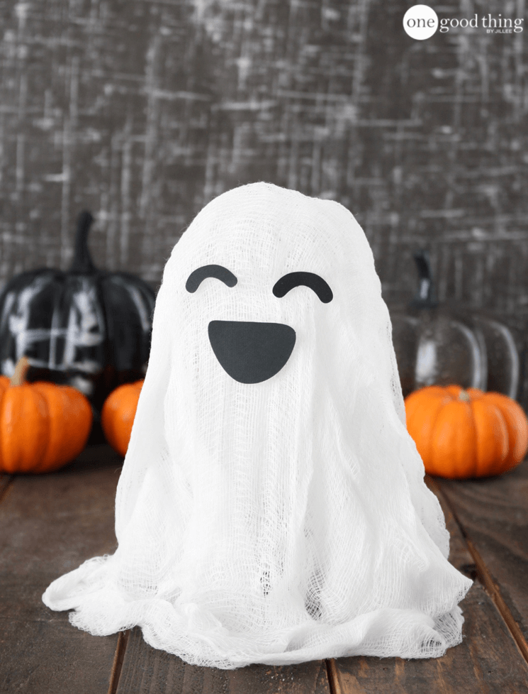 Spooky Cheesecloth Ghost