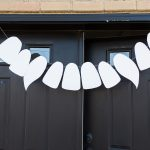 Vampire Teeth Garland