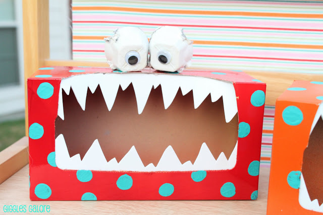 tissue-box tattle monster