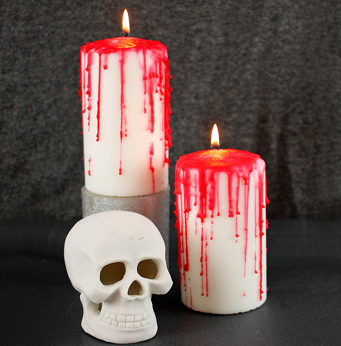 15 Fun & Spooky DIY Halloween Table Decorations