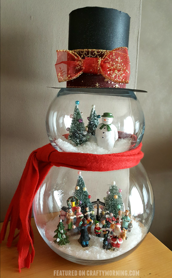 Mini Globe Christmas Lights