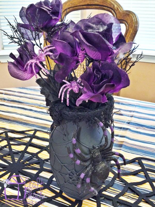 Spider Vase