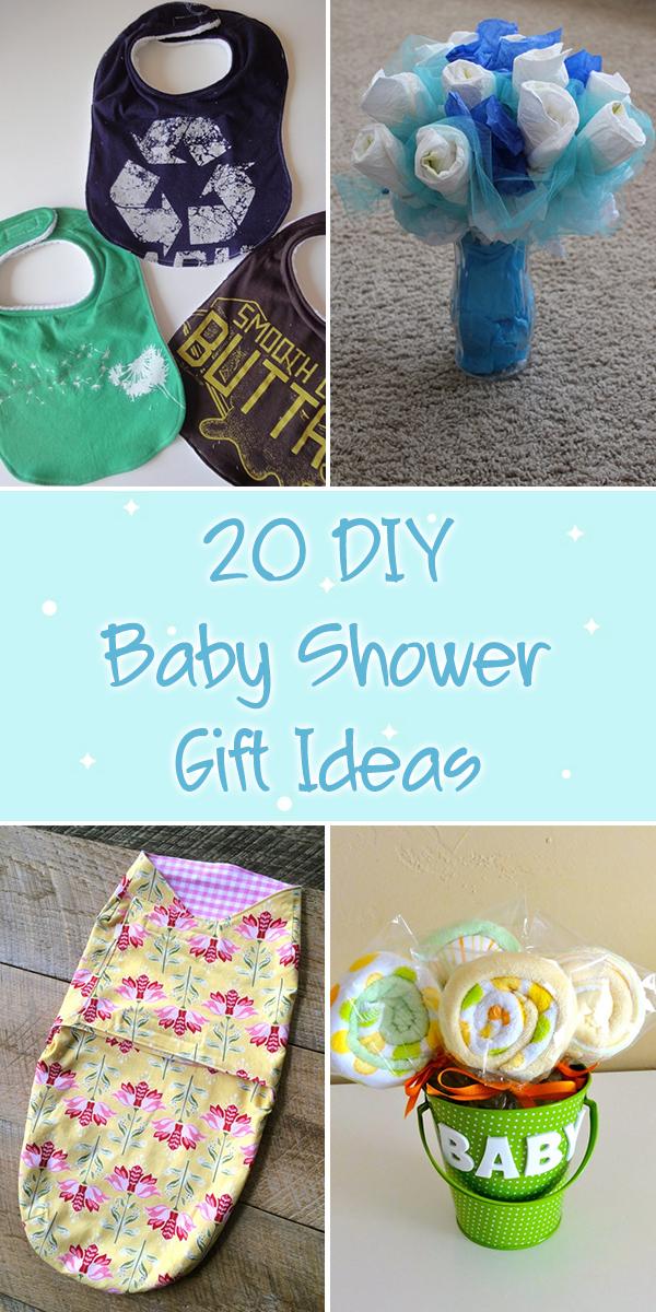 20 Cute DIY Baby Shower Ideas