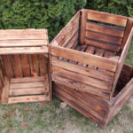 Wood Crate Furniture Projects