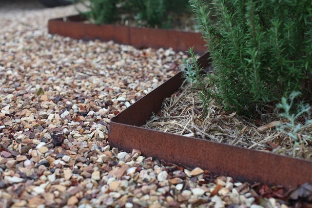 Steel Garden Edging