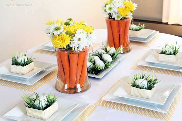 Carrot Centerpiece