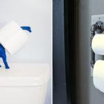 DIY Toilet Paper Holders
