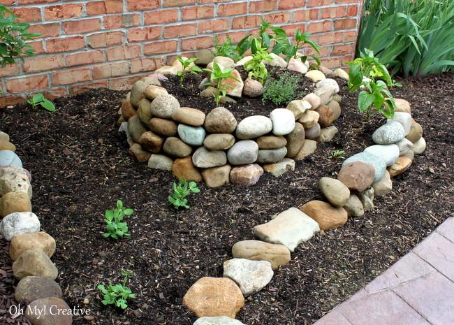Garden Spiral