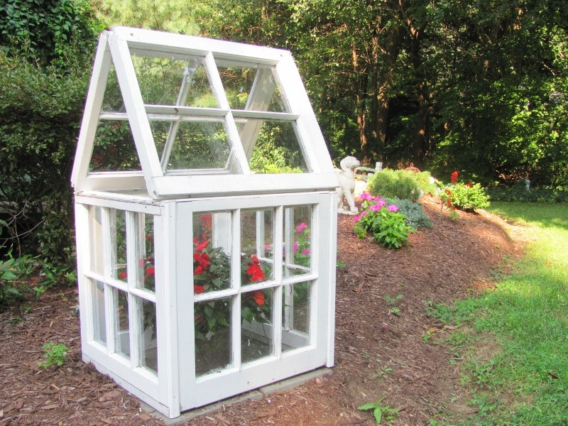 Small Window Greenhouse