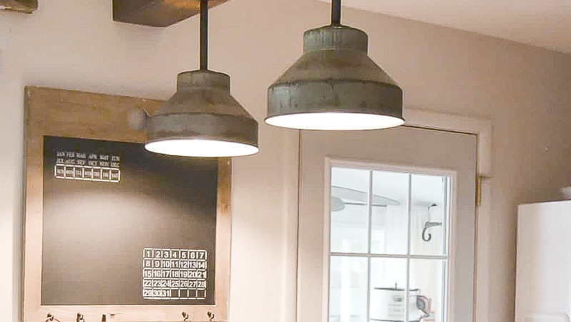 Farmhouse Light Fixtures