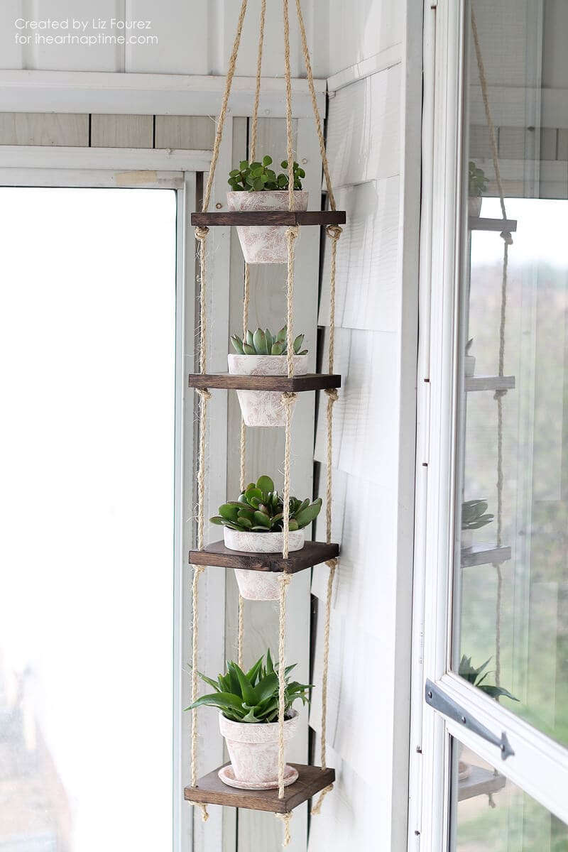 Vertical Plant Hanger