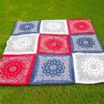 Bandana Picnic Blanket