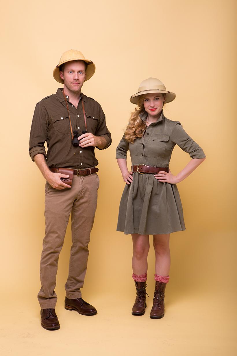 Safari Couple