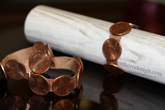 Penny Napkin Ring Holders