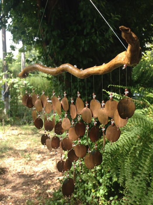 Penny Wind Chime