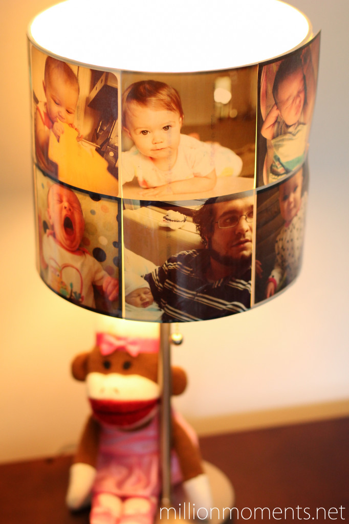 Photo Lamp Shade