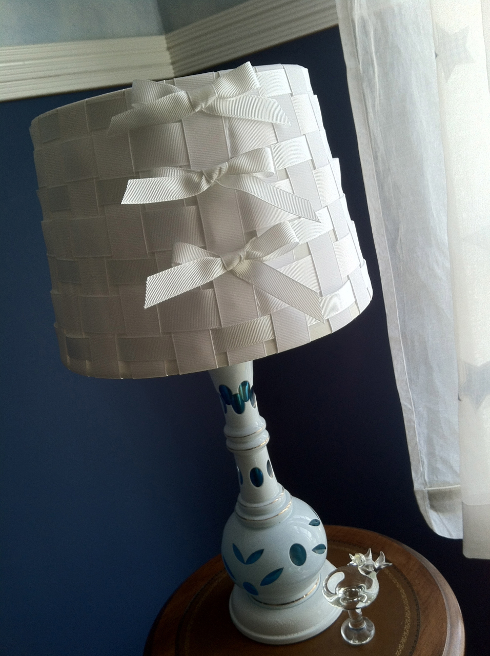 Ribbon Lamp Shade