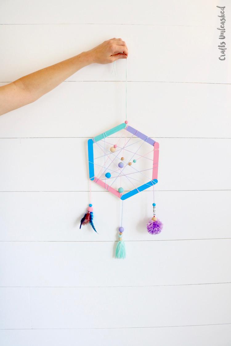 Hexagon Dreamcatcher