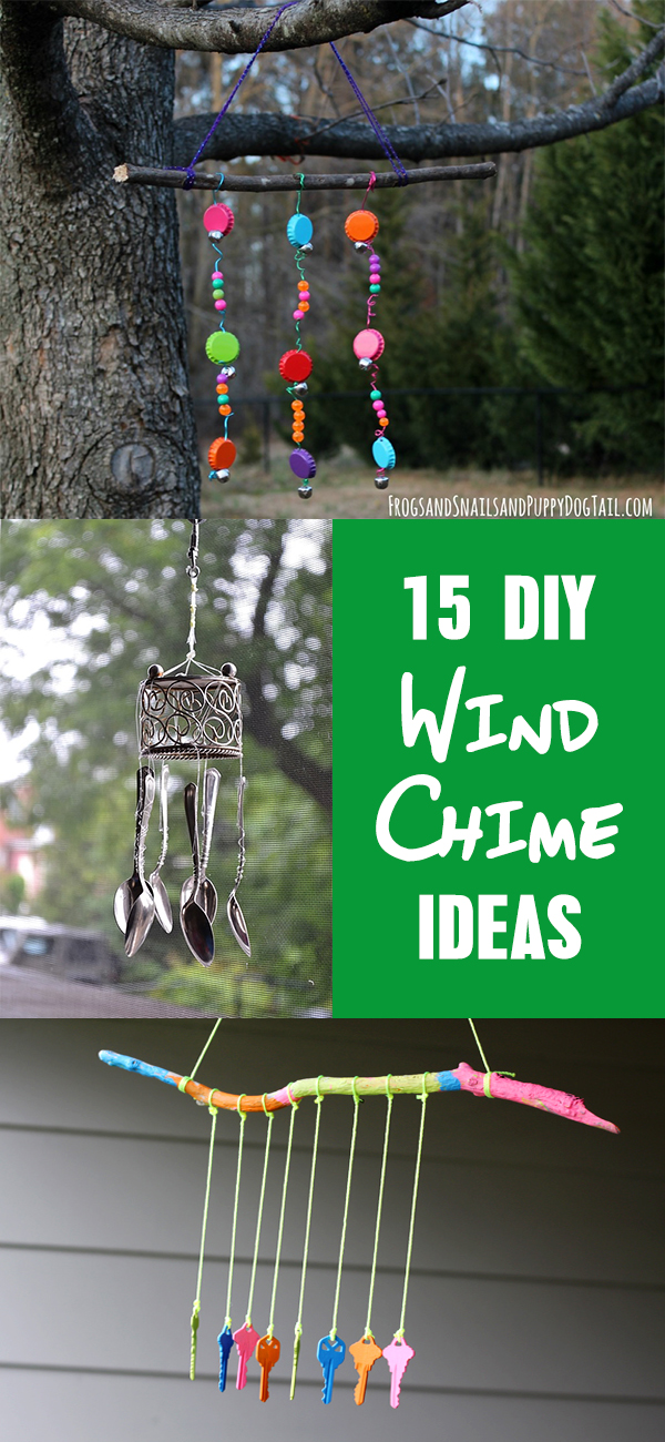 15 DIY Wind Chime Ideas To Try This Summer